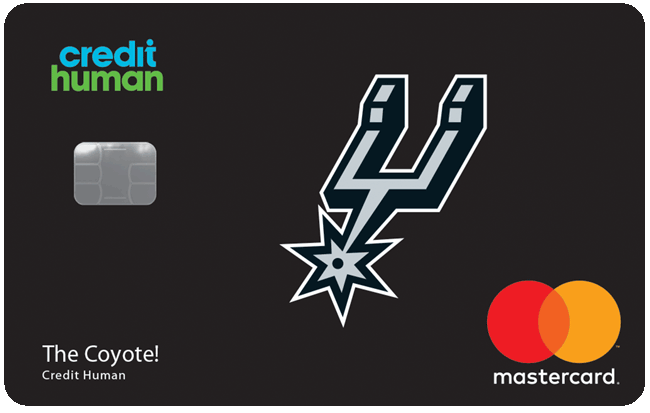 Spurs Rewards Mastercard®